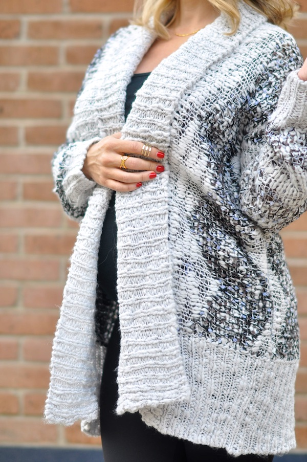 Winter/Fall Fashion Cozy Cardigan