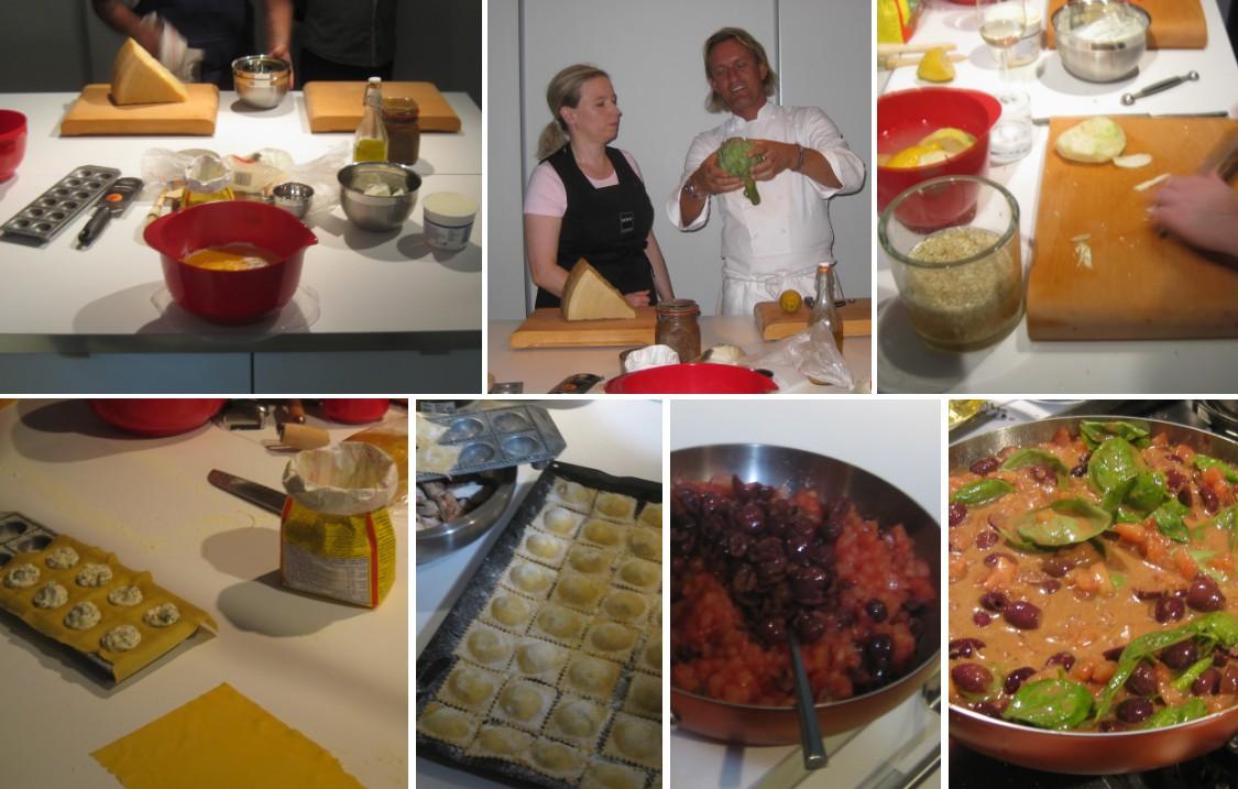 Barbaras Spielwiese: Kochen in Köln