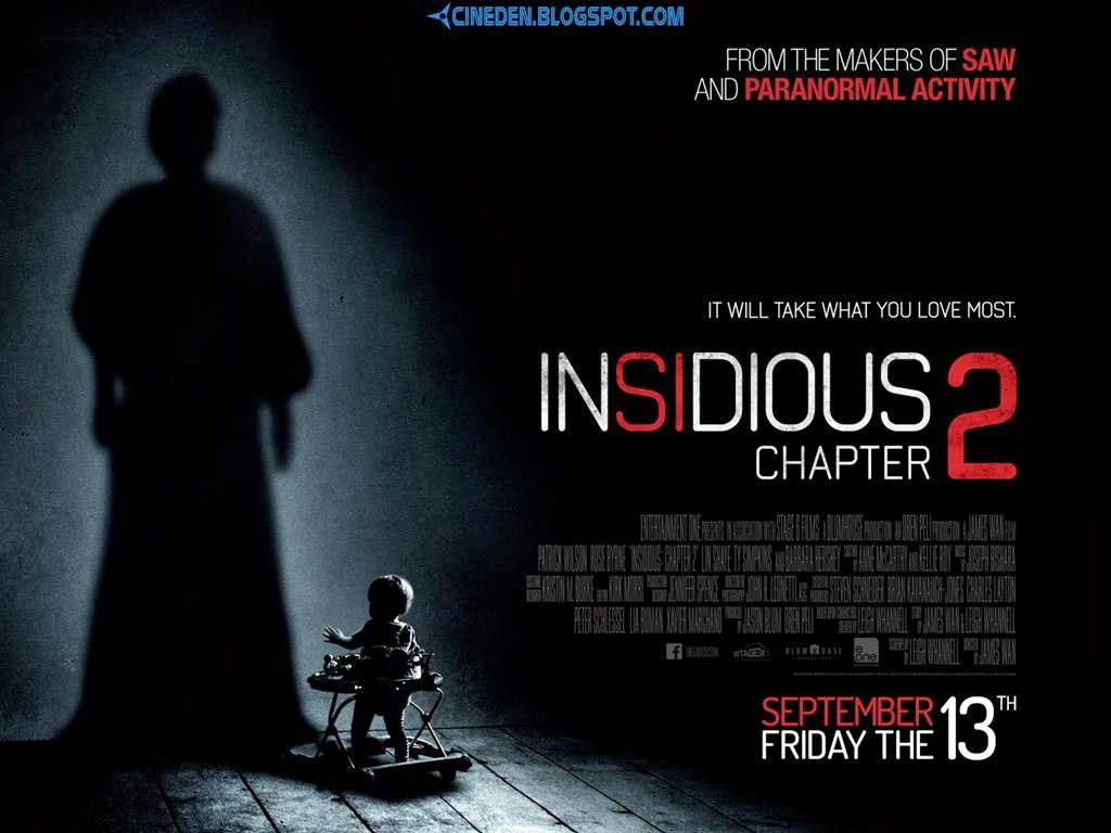 Insidious: Chapter 2 (2013) - English Movie Review - CineDen