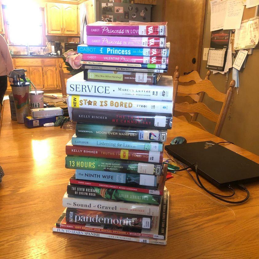 Book Addiction!