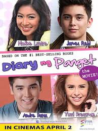How tall are the Diary Ng Panget movie's cast?