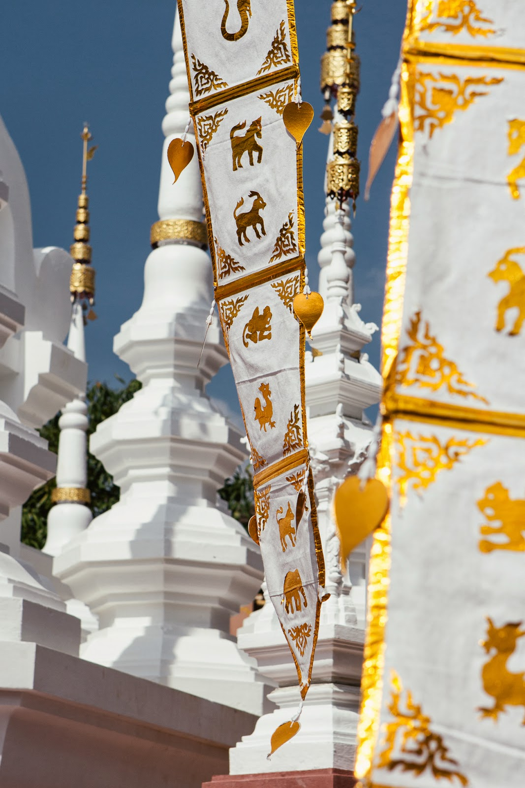 Chiang Mai - Wat Phra That Doi Suthep / blog.jchongstudio.com