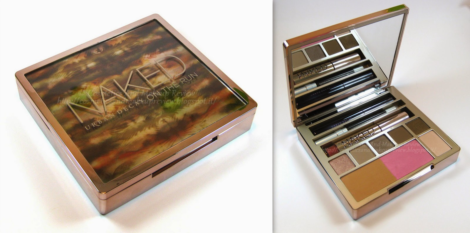 Urban Decay - Naked On The Run Palette