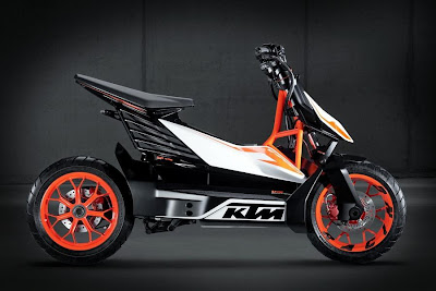 KTM E-Speed Concept (2013) Side