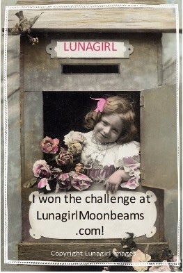 Lunagirl Badge