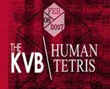 HUMAN TETRIS + THE KVB .CC MANGOS. 8 DE FEBRERO 2017