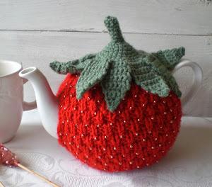 Erdbeertee
