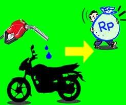 Cara Membuat Sepeda Motor Irit Bahan Bakar