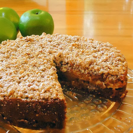One Perfect Bite: Apple Crumb Coffee Cake