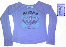 CLEARANCE!! GUESS SHIRT