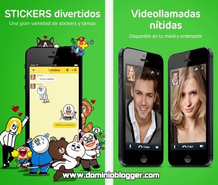 Descarga Line gratis para tu teléfono iPhone.