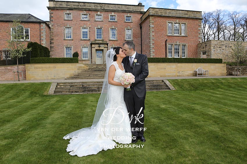 Easby Hall wedding photography review