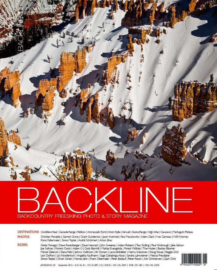 BACKLINE 2012 / 2013