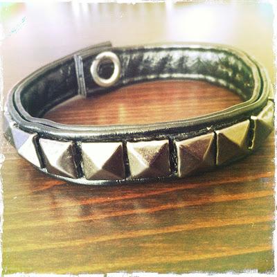 DIY Das mach ich selber! Nieten Armband