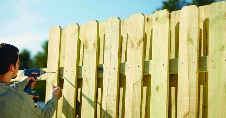 Woodworking Plans Reviewed: How to Build a Fence - Step by
