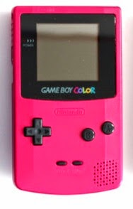 The Nintendo Game Boy Color