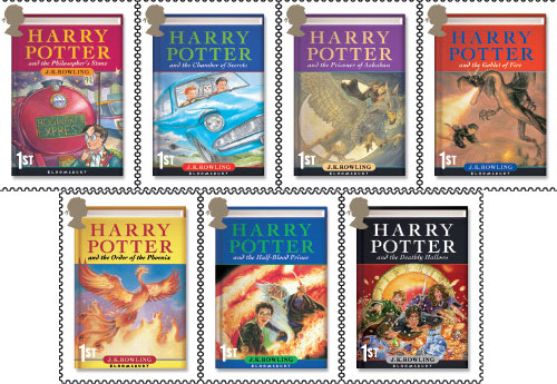 descargar libros harry potter pdf