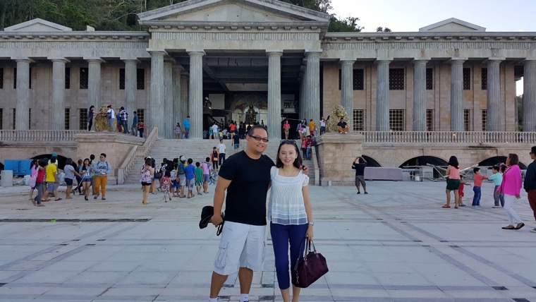 Temple of Leah, Busay, Cebu City