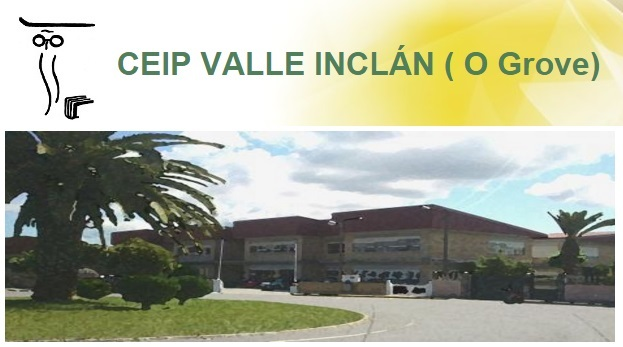 Web do CEIP Valle-Inclán
