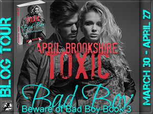 Toxic Bad Boy Blog Tour