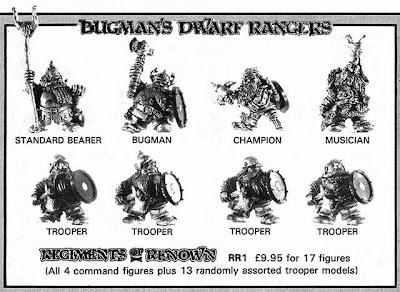 RRD1 - Bugman's Dwarf Rangers
