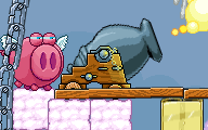 Nimble Piggy walkthrough