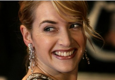 Kate Winslet Unseen Bold Smiling