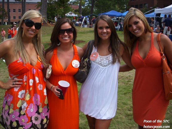 Sexy tennessee volunteers