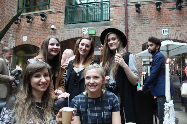 Leeds blogger event