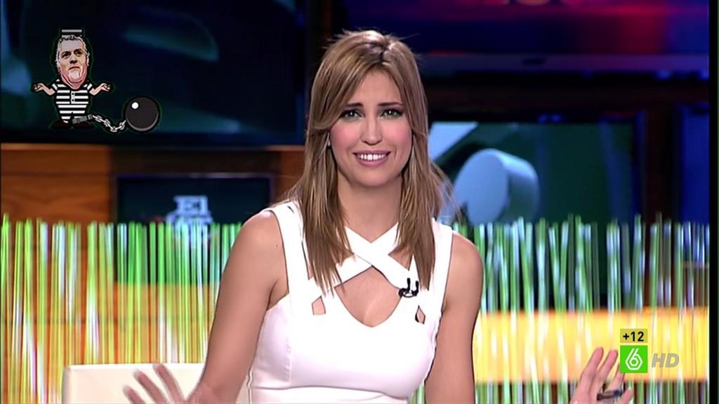 SANDRA SABATES, EL INTERMEDIO (27.06.13)