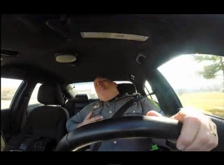 WATCH: Policeman lip-sync Tylor Swift hit song 'Shake It Off'
