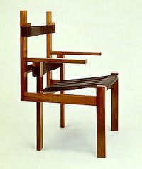 Historia del habitat muebles del movimiento moderno - Silla marcel breuer ...