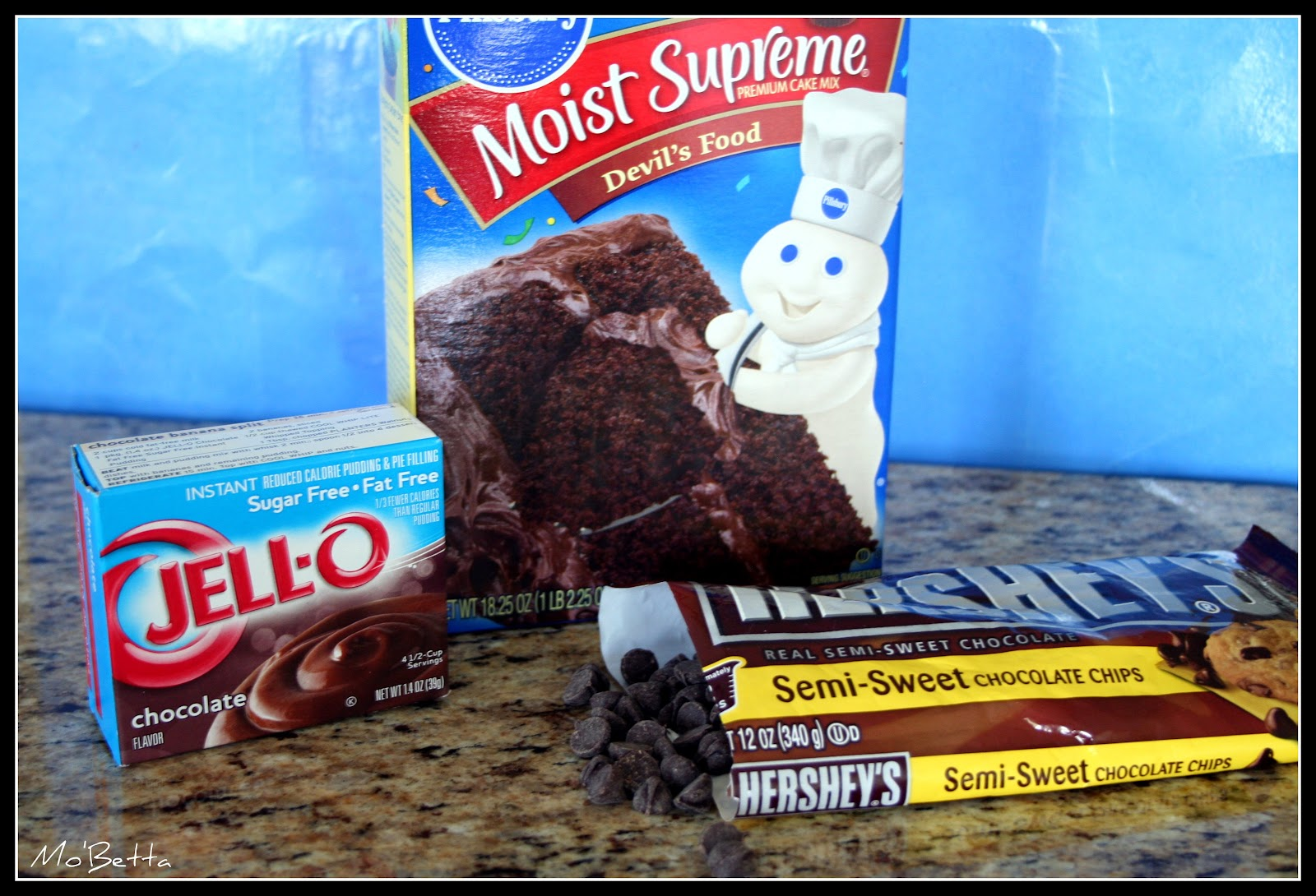 Recipe for chocolate pudding dump cake
