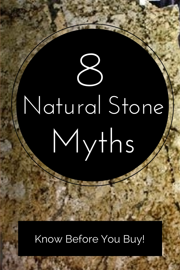 Steel Lily Design 8 Myths About Granite Countertops