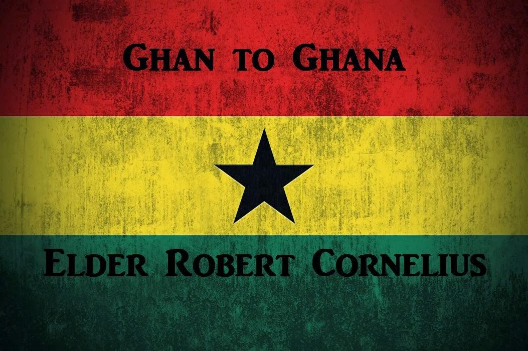 Ghan to Ghana