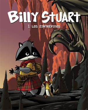 Billy Stuart 1. Los Zintrépidos