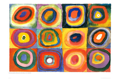 photo of: Kandinsky Circles