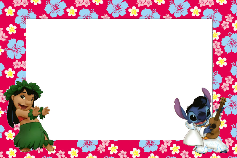 Lilo and Stitch: Free Printables and Images. | Oh My ...