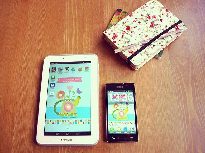 Wallpapers gratis para smartphone y tablet