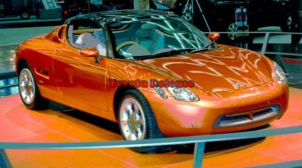 Toyota MRJ Concept Cars