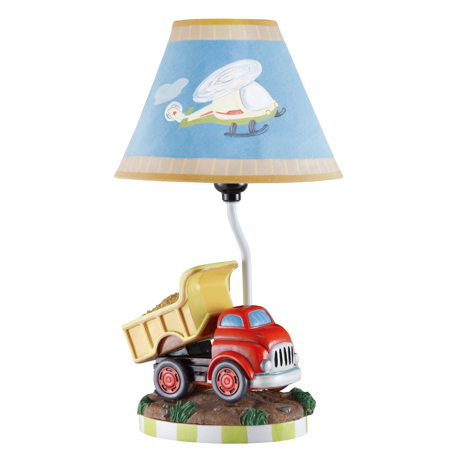 Cute lamps for kids rooms lighting interior decorating idea for Lighting for kids room