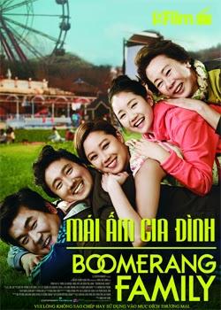 Boomerang Family 2013 poster