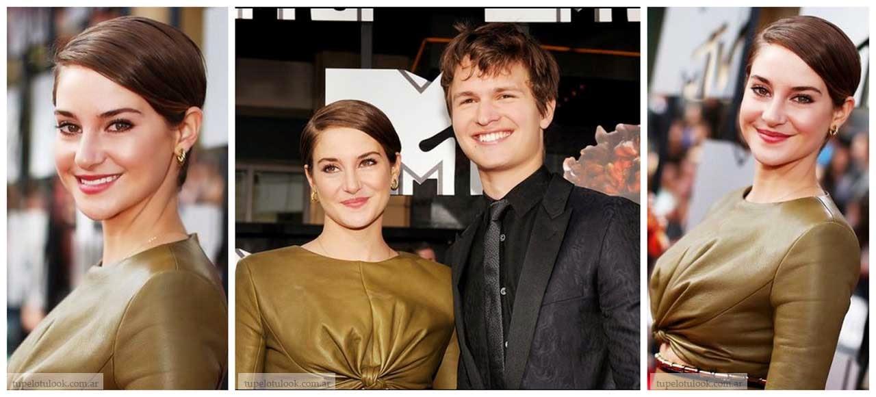 cortes pelo 2014 cortos MTV Movie Awards