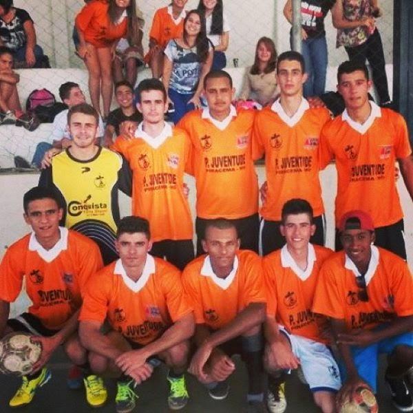 Time de Futsal da PJ de Piracema