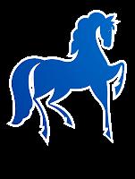 Клипарты новогодние лошадь 2014.