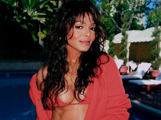 Janet Jackson HD Wallpaper -08
