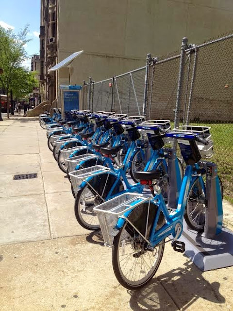 Philly Bike Share | Rittenhouse Square Location