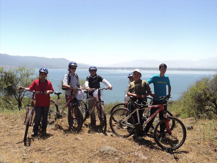 Participantes cicletadas noviembre!