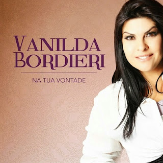 capa Vanilda Bordieri CD Completo Na Tua Vontade 2014
