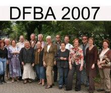 DFBA 2007 SELECTIE